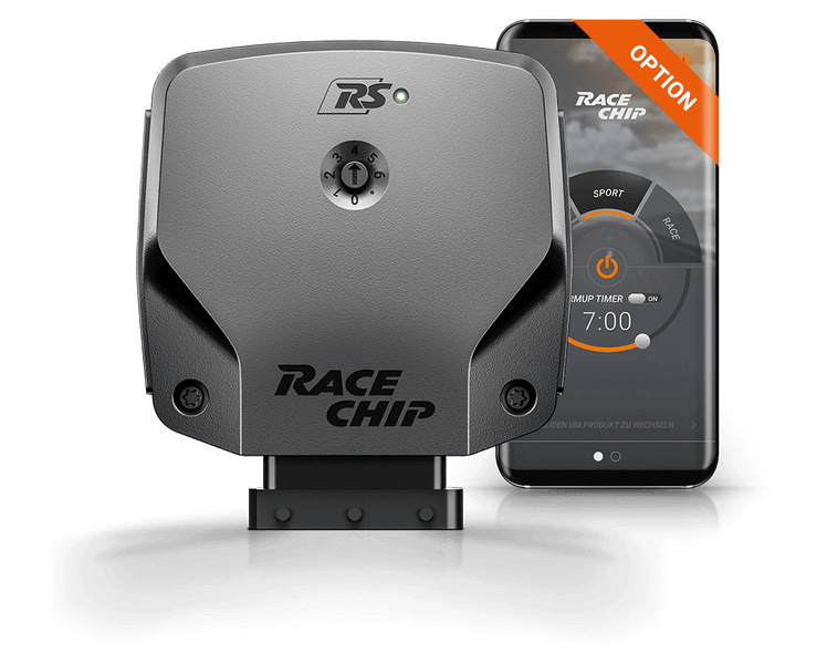 RaceChip RS Tuning Box With App Control for Fiat 500