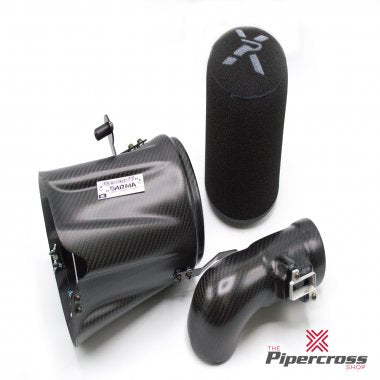 Pipercross Carbon Fibre Air Box for Ford Fiesta (MK7)