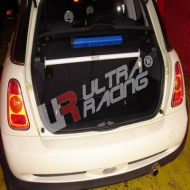 Ultra Racing Rear Strut Brace for Mini Hatch (R53)