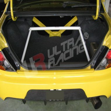 Ultra Racing Rear Strut Brace for Mitsubishi Lancer Evo 9