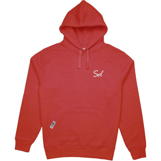 Supercars of London Embroidered Logo Hoodie