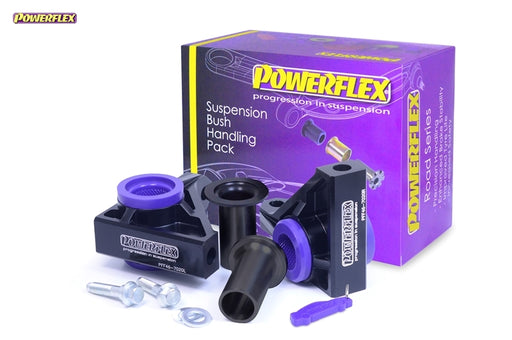 Powerflex Front Lower Wishbone Rear Bush Anti-Lift & Caster Offset Kit for Nissan GTR (R35)
