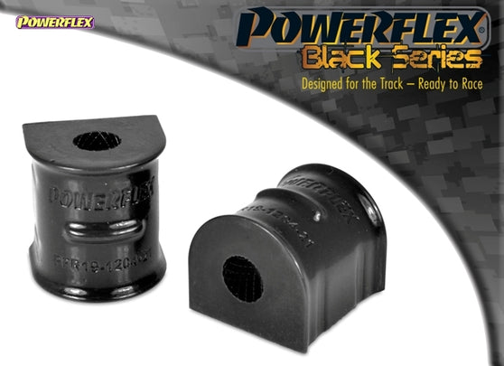 Powerflex Black Series Rear Anti Roll Bar To Chassis Bush 18mm Kit for Ford Focus ST (MK2)