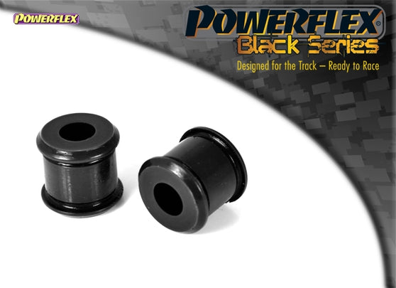 Powerflex Black Series Rear Anti Roll Bar Link To Anti Roll Bar Bush Kit for BMW 3-Series (E30)