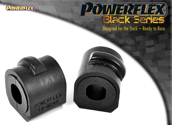 Powerflex Black Series Front Anti Roll Bar Mounting Bush Kit for Ford Focus ST (MK1)