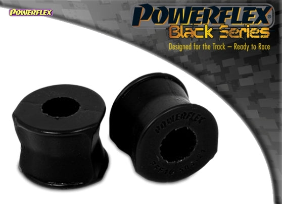 Powerflex Black Series Front Anti Roll Bar Bush 21mm Kit for Fiat 500