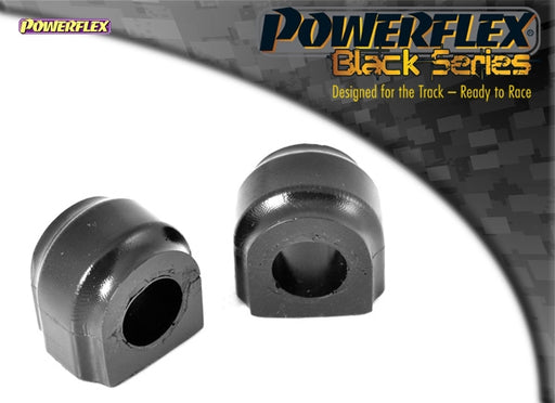 Powerflex Black Series Rear Anti Roll Bar Bush 17mm Kit for Mini Hatch (R53)