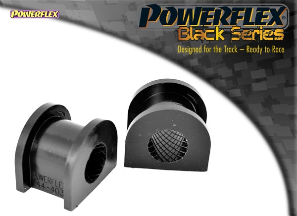 Powerflex Black Series Rear Anti Roll Bar To Chassis Bush 23mm Kit for Mitsubishi Lancer Evo 10