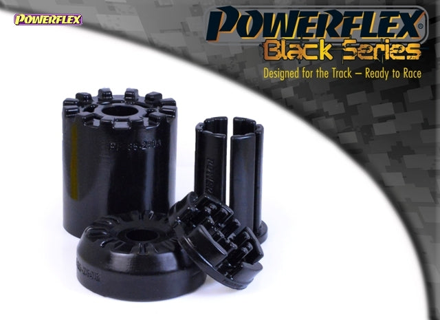 Powerflex Black Series Front Lower Engine Mounting Bush & Inserts Kit for Seat Ibiza (6K)