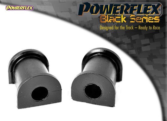 Powerflex Black Series Rear Roll Bar Mounting Bush 16mm Kit for BMW 3-Series (E30)