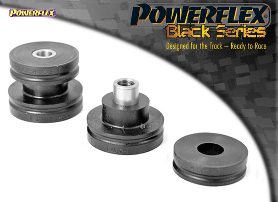 Powerflex Black Series Rear Shock Absorber Upper Mounting Bush Kit for BMW 1-Series (E87)