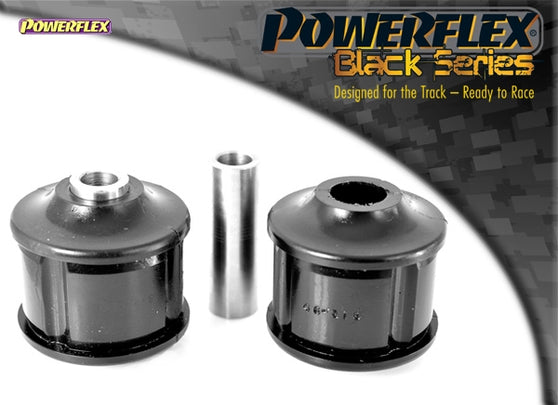 Powerflex Black Series Front Lower Radius Arm To Chassis Kit for Nissan Silvia (S15)