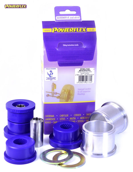 Powerflex Rear Trailing Arm Front Bush Kit for Mini Hatch (R56)