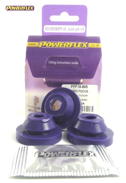 Powerflex Black Series Charge Cooler Mountings Kit for Ford Focus RS (MK1)