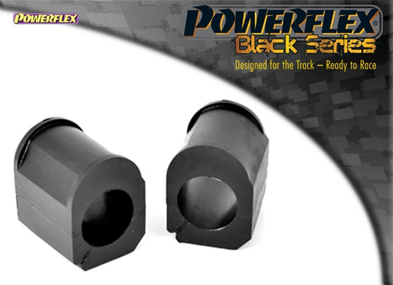 Powerflex Black Series Front Anti Roll Bar Chassis Mount Bush 23mm Kit for Renault Clio (MK2)