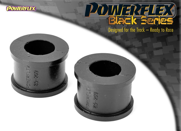 Powerflex Black Series Front Anti Roll Bar Eye Bolt Bush 20mm Kit for Volkswagen Golf (MK3)