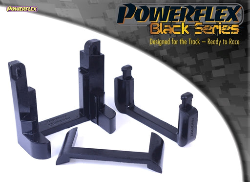Powerflex Black Series Transmission Mount Insert Kit for Audi S3 (8P)