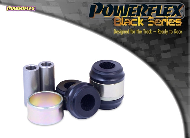 Powerflex Black Series Rear Lower Lateral Arm To Hub Bush Kit for BMW 3-Series (E93)