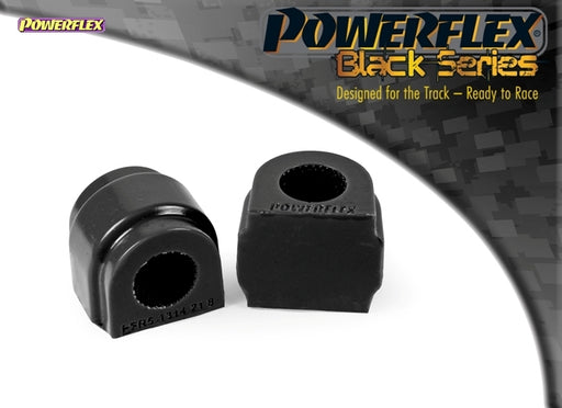 Powerflex Black Series Rear Anti Roll Bar Bush 21.8mm Kit for Mini Hatch (F56)