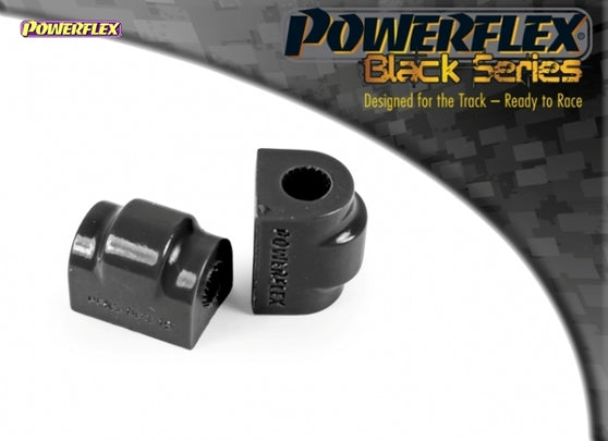 Powerflex Black Series Rear Anti Roll Bar Bush 14mm Kit for BMW 2-Series (F22)