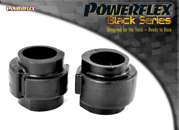 Powerflex Black Series Front Anti Roll Bar Bush 29mm Kit for Audi A4 (B6)