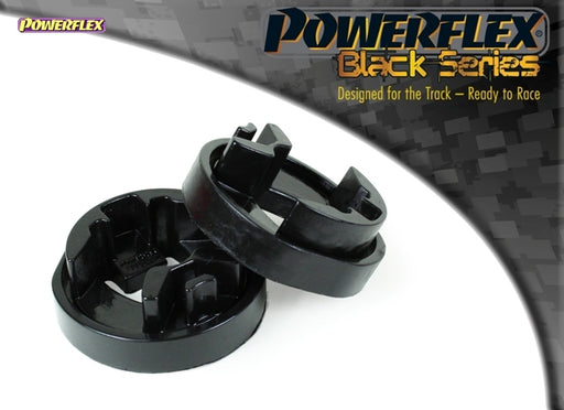 Powerflex Black Series Lower Engine Mount Large Bush Insert Kit for Mini Hatch (R56)