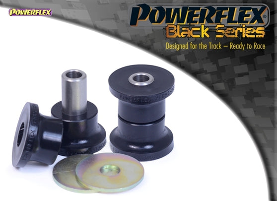 Powerflex Black Series Rear Beam Mounting Bush Kit for Volkswagen Golf (MK1)