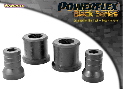 Powerflex Black Series Front Wishbone Rear Bush Kit for Volkswagen Polo (9N3)