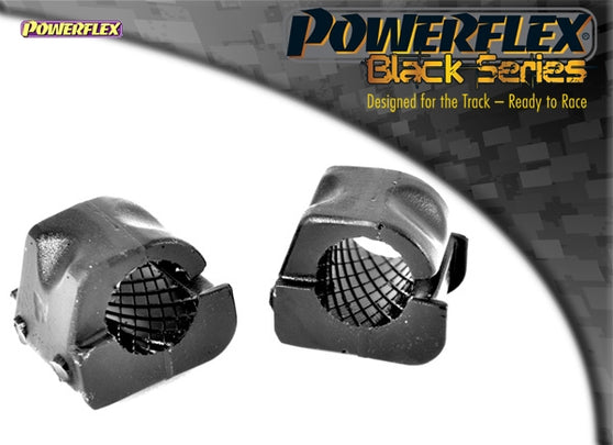 Powerflex Black Series Front Anti Roll Bar Bush 18mm Kit for Volkswagen Polo (6N)