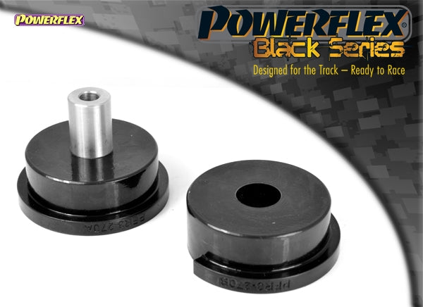 Powerflex Black Series Rear Diff Front Mounting Bush Kit for Audi S4 (B6)