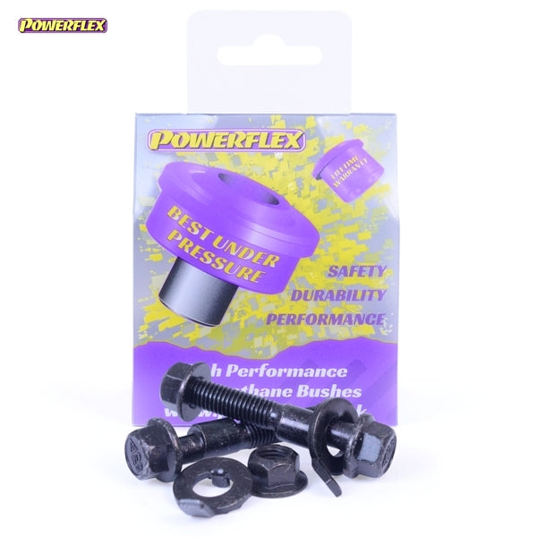 Powerflex Black Series PowerAlign Camber Bolt Kit (12mm) Kit for Seat Arosa (MK2)