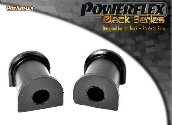 Powerflex Black Series Rear Roll Bar Mounting Bush 12mm Kit for BMW 3-Series (E30)