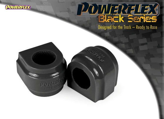 Powerflex Black Series Front Anti Roll Bar Bush 30mm Kit for BMW 3-Series (F30)