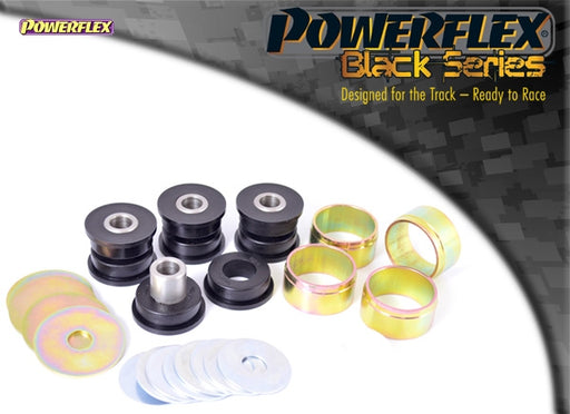 Powerflex Black Series Rear Suspension Front Arm Bush Kit for Alfa Romeo 147