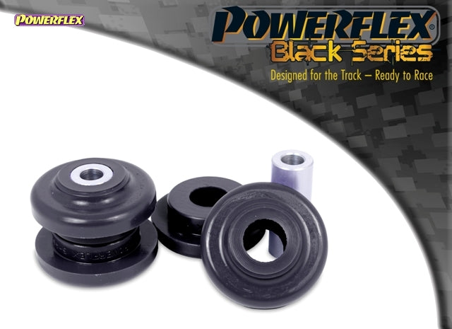 Powerflex Black Series Rear Lower Arm Outer Bush Kit for BMW Z4 (E86)