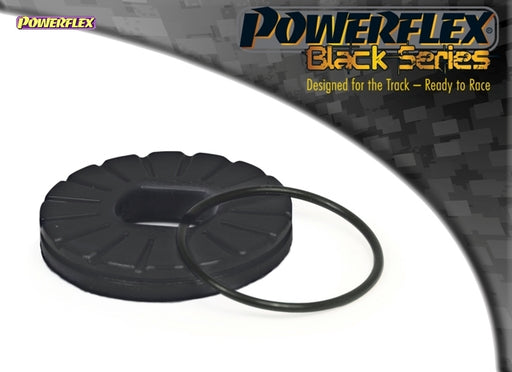 Powerflex Black Series Front Upper Engine Mount Insert Kit for Ford Fiesta ST (MK7)
