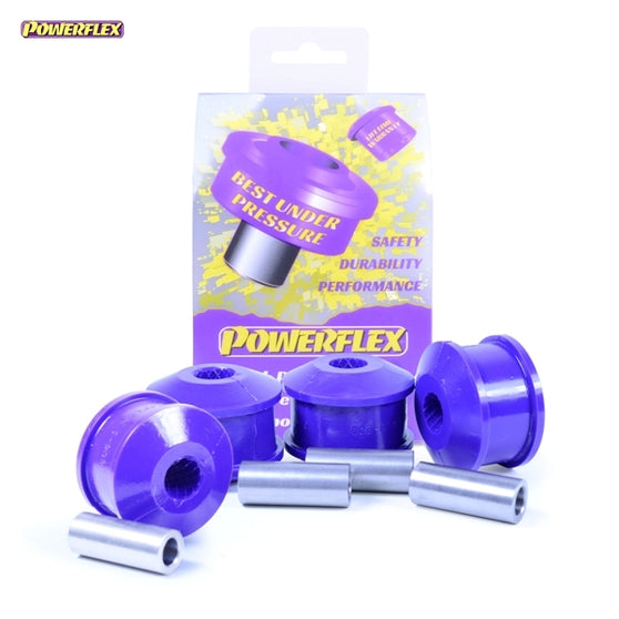 Powerflex Front Upper Arm To Chassis Bush Kit for Audi S6 (C5)