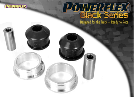 Powerflex Black Series Front Arm Rear Bush Kit for Renault Clio (MK3)