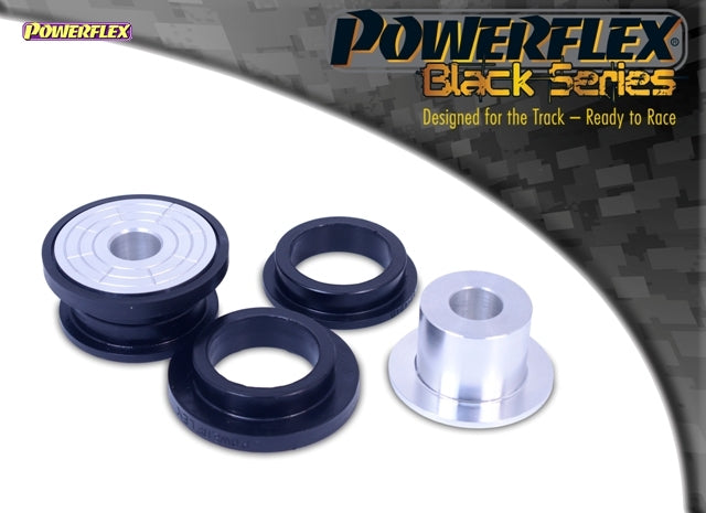 Powerflex Black Series Front Subframe Rear Bush Kit for Volkswagen Bora