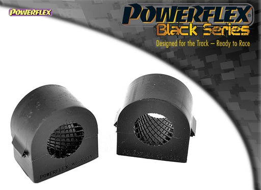 Powerflex Black Series Front Anti Roll Bar Mounting Bush 24mm (2 Piece) Kit for Vauxhall Astra (H)