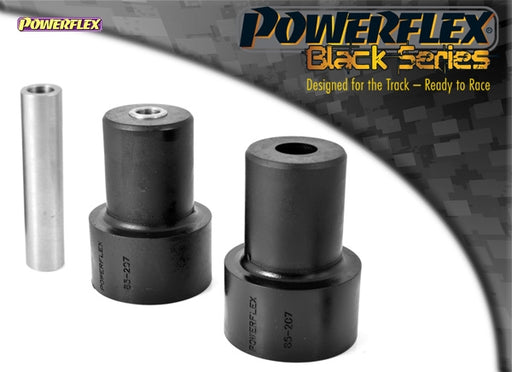 Powerflex Black Series Rear Beam Mounting Bush Kit for Volkswagen Golf (MK2)