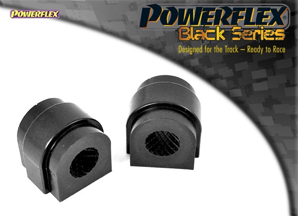 Powerflex Black Series Rear Anti Roll Bar Bush 20.5mm Kit for Audi S3 (8P)
