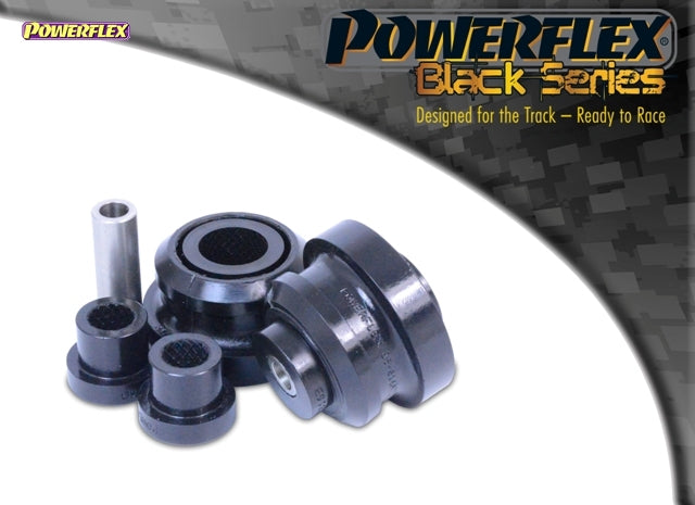 Powerflex Black Series Rear Trailing Arm Bush Kit for Audi TT (MK3)