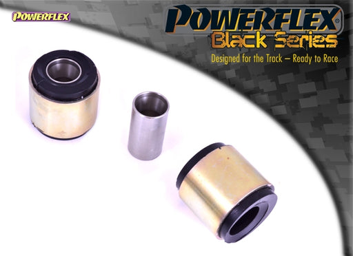Powerflex Black Series Front Arm Rear Bush - Caster Adjust Kit for Subaru Impreza (GD)