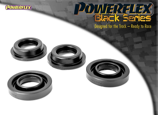Powerflex Black Series Rear Subframe Front Insert Kit for Toyota GT86