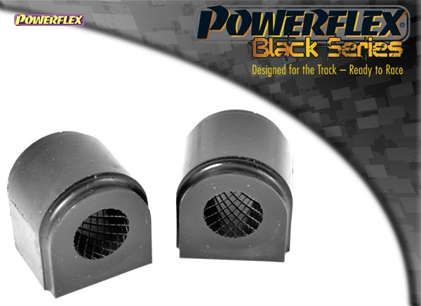 Powerflex Black Series Front Anti Roll Bar Bush 24mm Kit for Seat Leon (MK2)