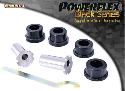 Powerflex Black Series Front Arm Rear Bush Camber Adjust Kit for Toyota GT86