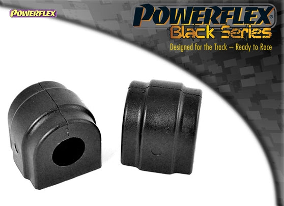 Powerflex Black Series Front Anti Roll Bar Bush 25mm Kit for BMW 5-Series (E61)