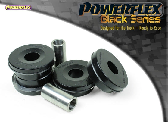 Powerflex Black Series Rear Subframe Rear Bush Kit for BMW Z4 (E86)