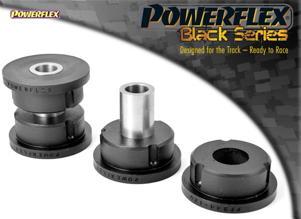 Powerflex Black Series Rear Diff Front Mounting Bush Kit for Mitsubishi Lancer Evo 9